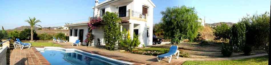 Casa Jardin Bolero - Almayate - Costa del Sol