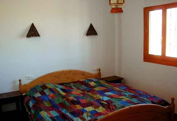 Schlafzimmer Erdgeschoss -