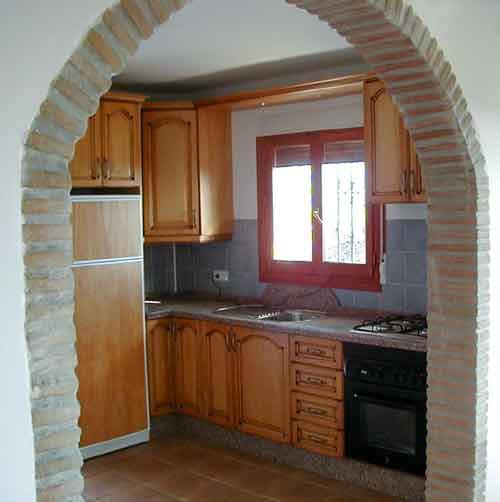 Küche untere Wohnung -