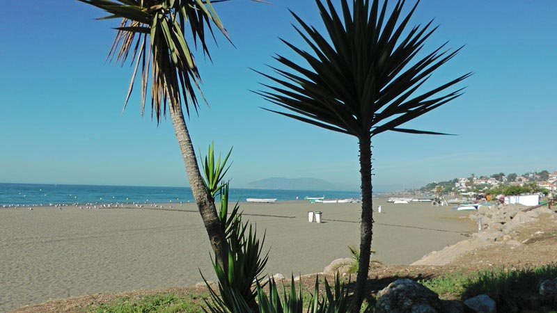 Playa Benajarafe