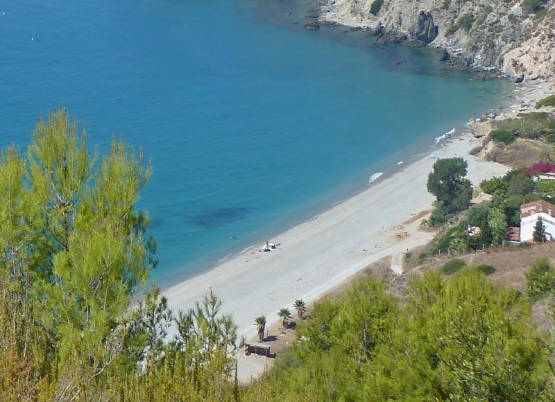 Playa El Cañuelo -