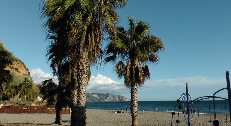 Der Burriana Strand